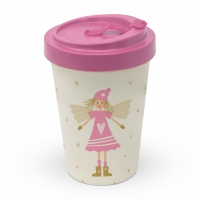 Bamboo mug To-Go - Lucy
