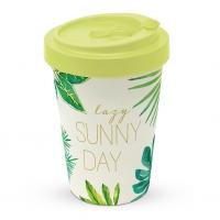 Bamboo mug To-Go - Travel Jungle