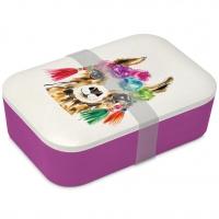 Bamboo Lunchbox - Hey!