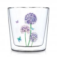 Doppelwand Glas 0,3 L - Allium