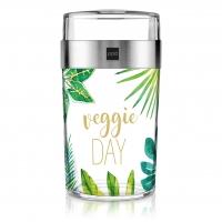 Snack 2Go Glas - Jungle Veggie Day