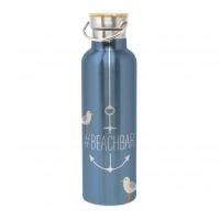 Edelstahl Trinkflasche - Bottle Beach