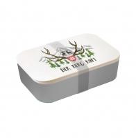 Bamboo Lunchbox - Der Berg ruft Lunchbox