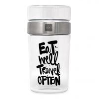Snack 2Go Glas - Eat Well