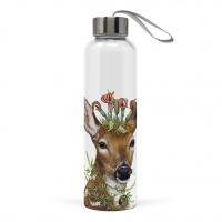 Glasflasche - Christmas Princess Bottle