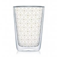 Doppelwand Glas 0,4 L - Kyoto Latte MacchiatoDW