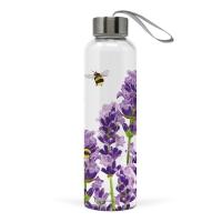 Glasflasche - Bees & Lavender Bottle