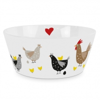Porzellan Schale - Breakfast Club Trend Bowl