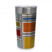 Edelstahl Travel Mug - London Steel Travel Mug
