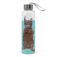 Glasflasche - Cousteau Bottle