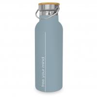 Edelstahl Trinkflasche - Pure Free