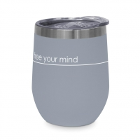 Edelstahl Thermo Mug - Pure Free