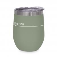 Edelstahl Thermo Mug - Pure Go Green