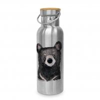 Edelstahl Trinkflasche - Bear