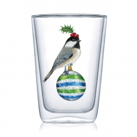 Doppelwand Glas 0,4 L - Frances Latte MacchiatoDW