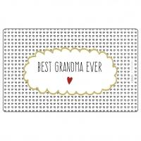 Frühstücks-Brettchen - Tablett Beste Oma