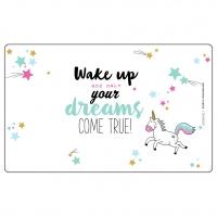 Frühstücks-Brettchen - Wake Up