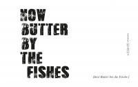 Frühstücks-Brettchen - Butter by the fishes