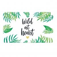 Frühstücks-Brettchen - Wild at Heart