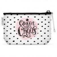Makeup Bag - Queen of Chaos
