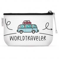 Makeup Bag - Worldtraveler