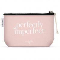 Makeup Bag - MakeUp Bag Perfectly Imperfect