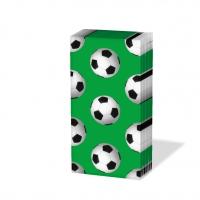 Taschentücher Soccer green