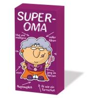 Taschentücher Super Oma