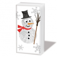 Taschentücher I´m a Snowman! *