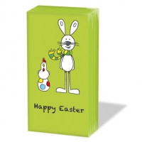Taschentücher - Frohe Ostern *