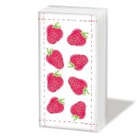 Taschentücher Strawberries