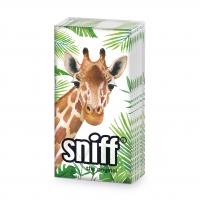 Taschentücher Tropical Giraffe