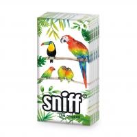Taschentücher - Tropical Birds