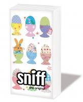 Taschentücher - Easter Eggs Sniff