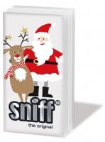 Taschentücher - Santa & Deer