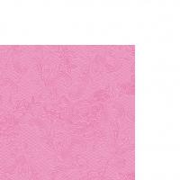 Servietten 25x25 cm - Spitze Geprägt rosacm