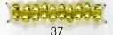 Twin Beads 12 gr Dose - 2,5 x 5 mm