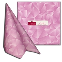 Airlaid Dinner Servietten Prism rosa