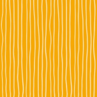 30 Servietten 33x33 cm - Curved Lines orange