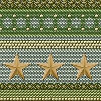 20 Servietten 33x33 cm - Trendy Stars
