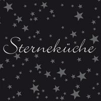 20 Servietten 33x33 cm - Sterneküche
