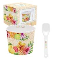Porzellan-Ice cream Bowl - Linea Ice Cream