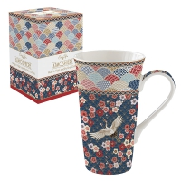 Porzellan-Tasse - Coffee Mania - OKIN