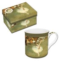 Porzellan-Tasse - Masterpice - mug in gift box
