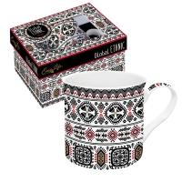 Porzellan-Tasse - Global Ethnic Incas