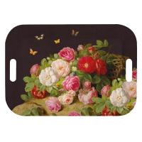 Tablett - Victorian Garden