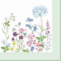 Servietten 33x33 cm - Floraison
