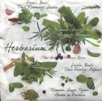 Lunch Servietten Herbarium