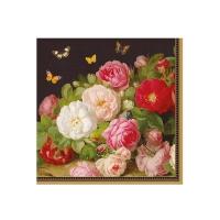 Servietten 33x33 cm - Victorian Garden