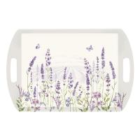 Tablett - Lavender Field